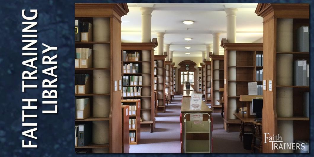 Faith Training Library