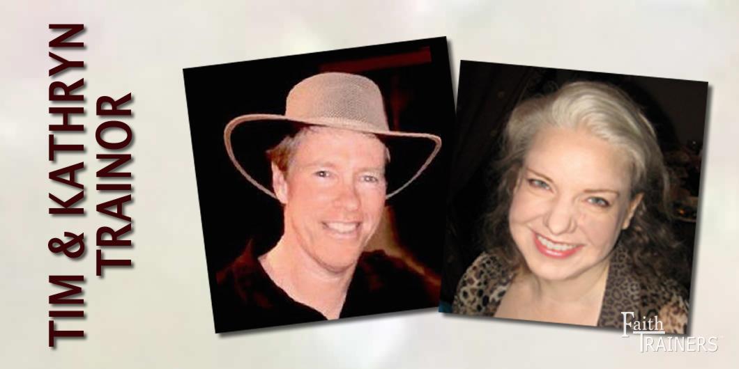 Tim and Kathryn Trainor