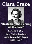 Clara Grace - 1 of 6 - Holy Spirit Seminar 1967