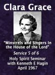 Clara Grace - 5 of 6 - Holy Spirit Seminar 1967
