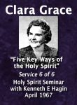 Clara Grace - 6 of 6 - Holy Spirit Seminar 1967